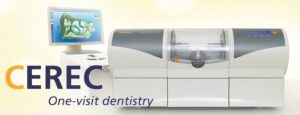 Cerec same day crowns and bridges