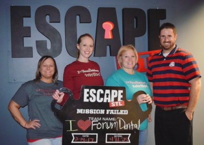 STL Escape Room