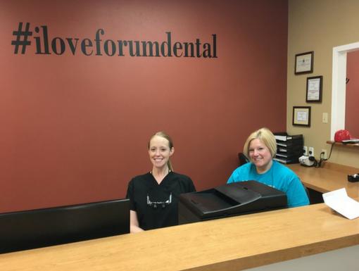 Forum Dental - St. Louis, Dentist in Ballwin, MO Front Desk team
